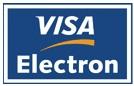 Akceptujeme platební karty VISA Electron